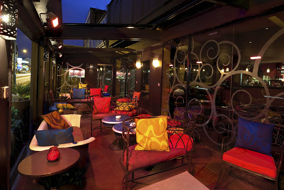 Zingara Outside Area