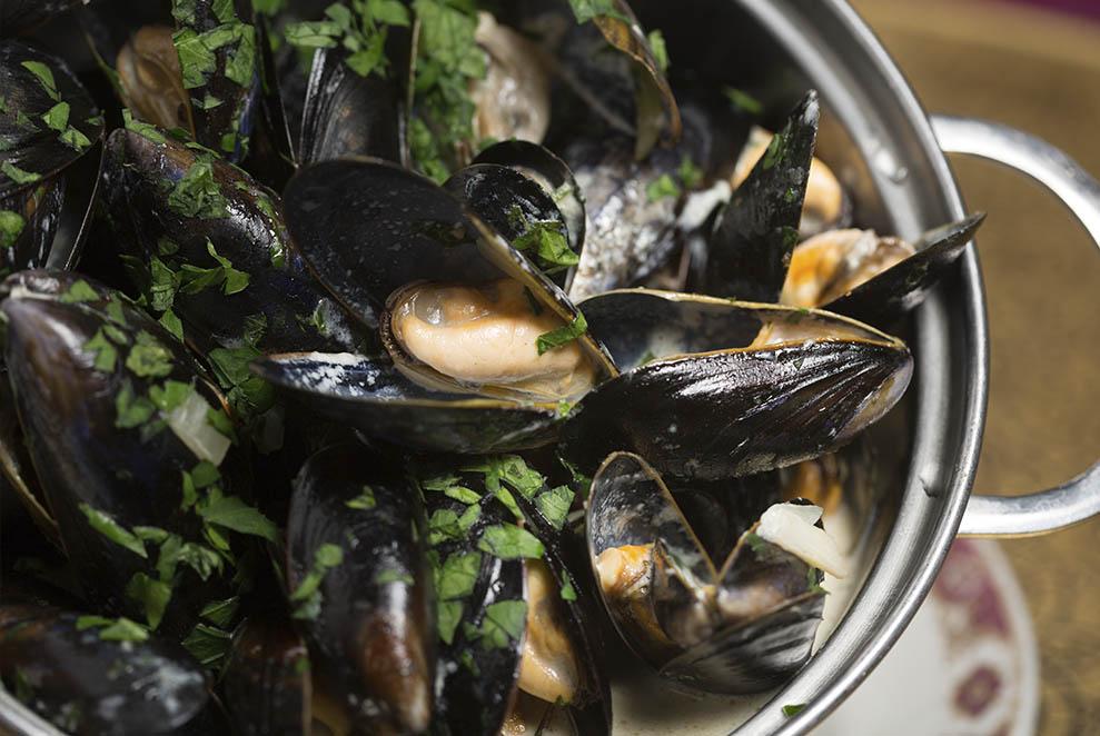 Zingara Mussels