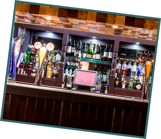 Zingara Function Room Bar
