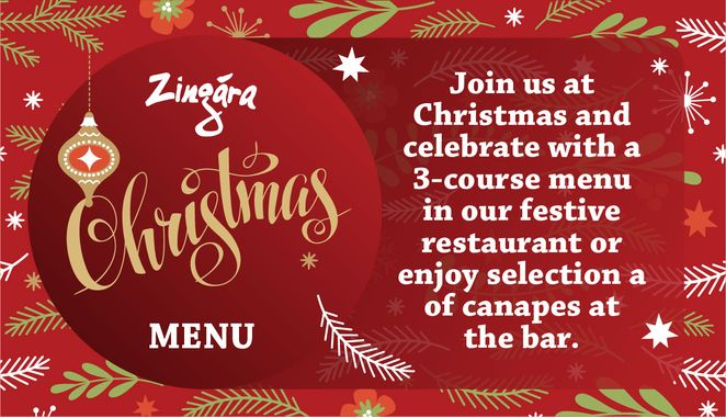 Zingara Christmas Offer